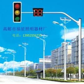 路灯厂家生产交通警示灯警示灯杆监控杆