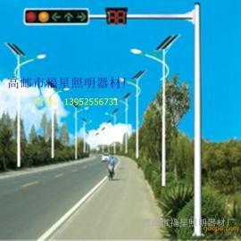 批发马路信号灯灯杆 主干道信号灯灯杆