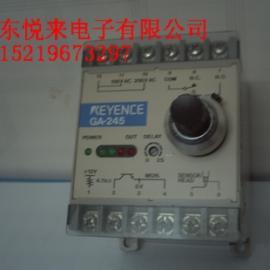 基恩士GA-245放大器