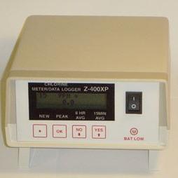 Z-400XP台式氯气检测仪