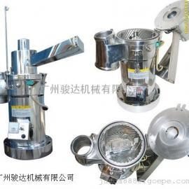广州小型食品粉碎机_实验室连续式粉碎机_台式连续投料粉碎机
