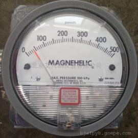 2000系列 Magnehelic膜片差压计 ;德威尔2000表