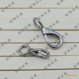 不锈钢定向弹簧钩 船用五金工具配件批发 索具