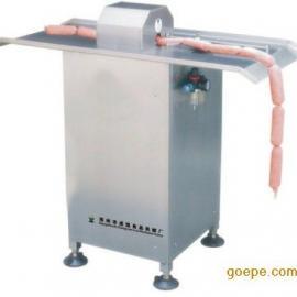 香肠加工生产线设备,香肠灌肠扎线机