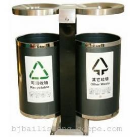 户外分类垃圾桶 环卫垃圾桶 街道垃圾桶