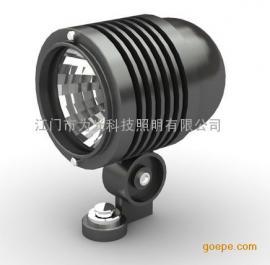 10W正白光大功率LED园林插地照树灯