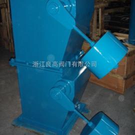 QXF-I电液动、电动、气动、重锤(单)双层卸灰阀