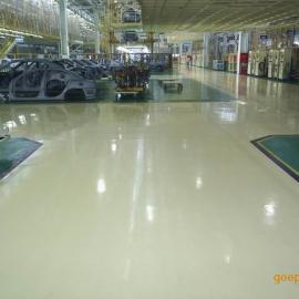 厂房水泥地面硬化剂 车间地面起砂处理