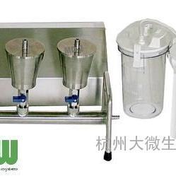 DW-28型水中微生物膜过滤装置(2联或3联)