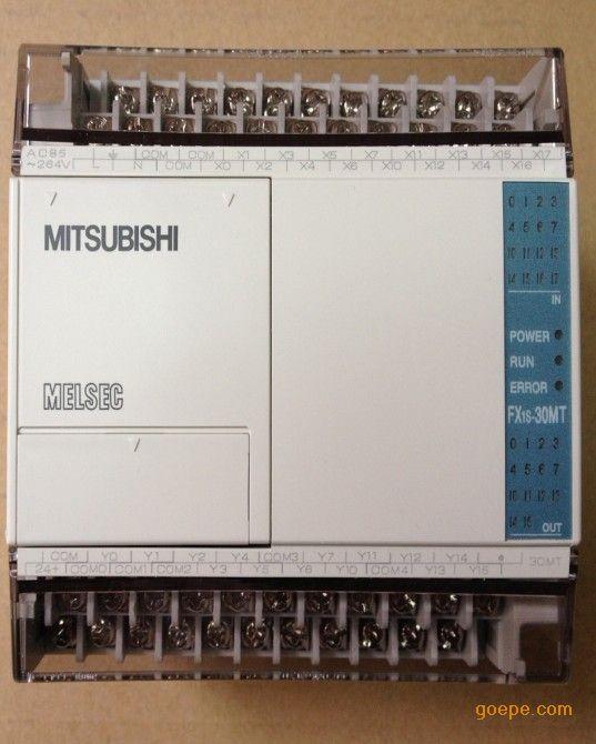三菱plcfx1s-30mt-001/三菱编程器