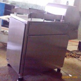 精品冻肉切块机,普通型冻肉切块机,冻肉分切割设备