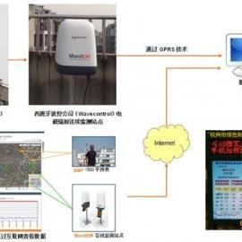 杭州市蒋村花园绿色和谐电磁基站