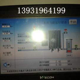 LNG控制系统