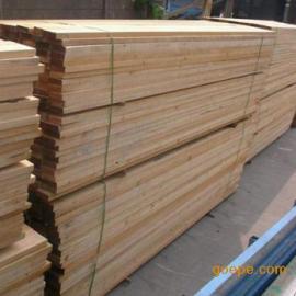 烘干樟子松板材