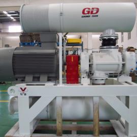 美国GD螺旋风机直联机组