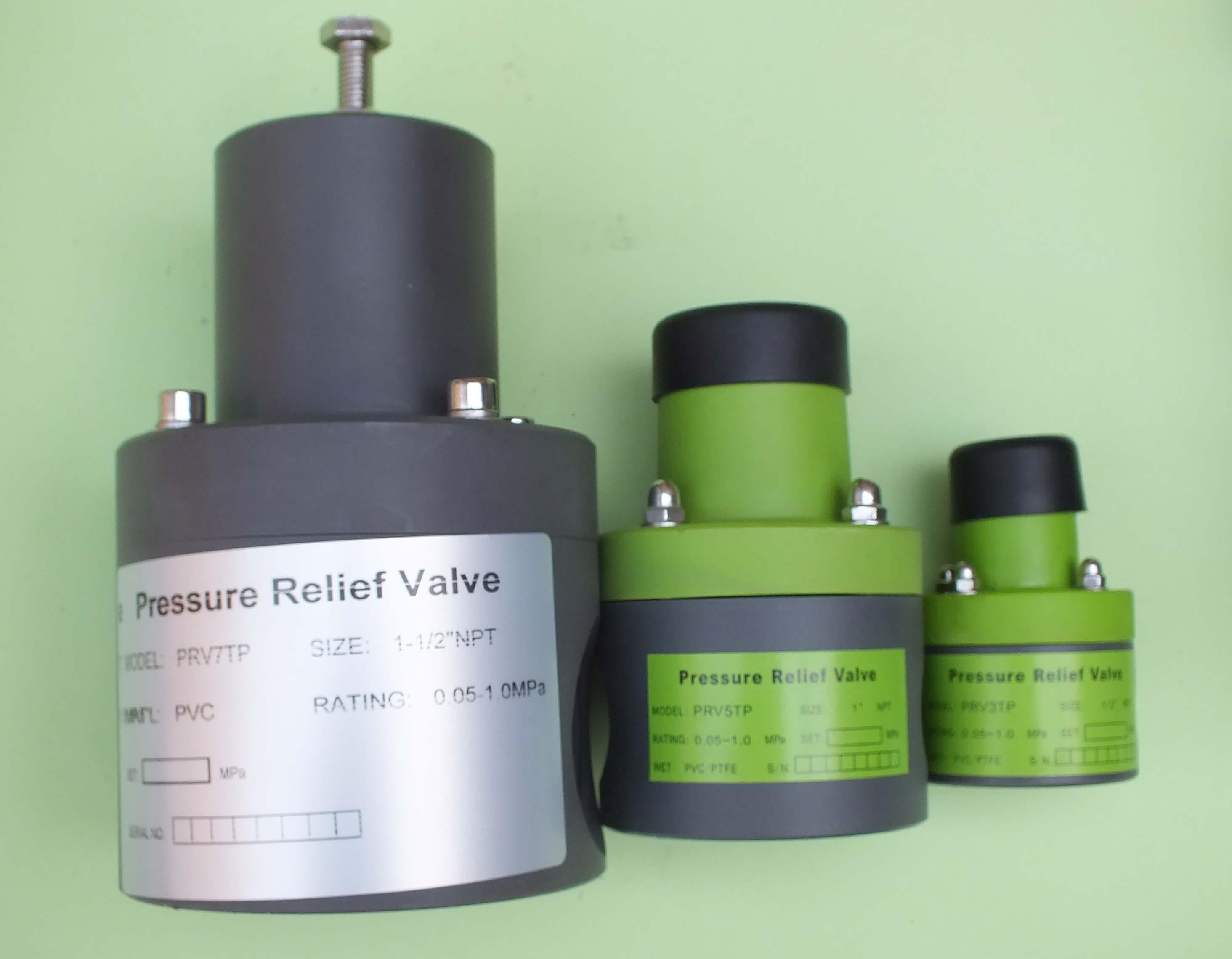 计量泵加药用RX系列304不锈钢背压阀/安全阀