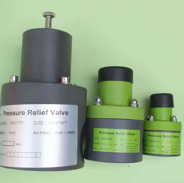 计量泵加药用RX系列塑料背压阀/安全阀