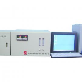 库仑硫氯分析仪