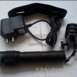 JW7620微型防爆手电(安全帽扣手电)