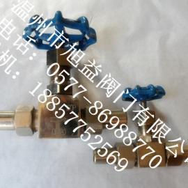 不锈钢外螺纹针型阀|J23W-160P针型阀