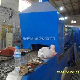 铜铝高温连续钎焊炉