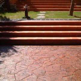 供应压花地坪-压花混凝土-艺术地坪-彩色地坪-耐磨地坪施工