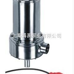 上海不锈钢耐高温潜污泵BYWQR