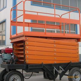 贵州省移动式液压升降平台- 安顺市4/18米移动式升降机