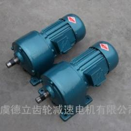 YTC112A齿轮减速电机