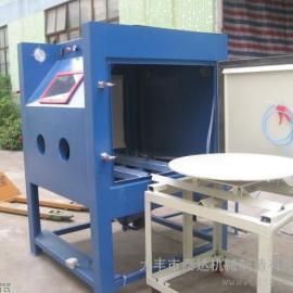 五金小型喷砂机(在线咨询)小型喷砂机厂家促销价格