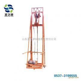 山东圣之源建筑地基钎探机全自动钎探机中国专利产品