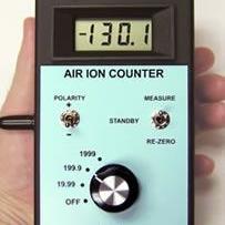 AIC-1000负离子浓度测试仪/空气离子计数器