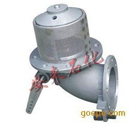 油气回收配件 4寸海底阀 铝合金手动海底阀