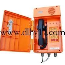 HY-KTH116(A)型数字抗噪声本质安全型电话机