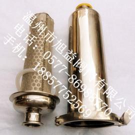 卫生级管道过滤器|卡箍角式过滤器