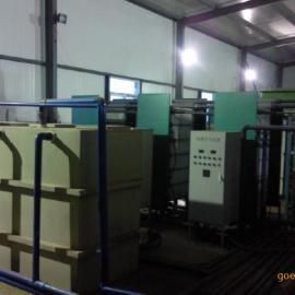 高浓度氨氮废水的处理 汽提法去除废水氨氮 氨氮废水吹脱效率