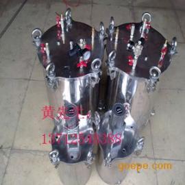 广东莞厂家第一品牌不锈钢手动自动搅拌压力桶