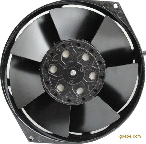 威图机柜专用风扇liying铁叶耐高温散热轴流风扇17055