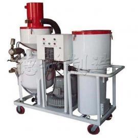 DR-B型自动回收环保式喷砂机、黑龙江吹砂机、牡丹江吹砂机