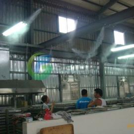喷雾降温设备专业生产厂家