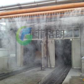 广东广州喷雾降温设备专业生产厂家
