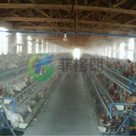 养猪场养鸡场喷雾降温消毒防疫设备生产商