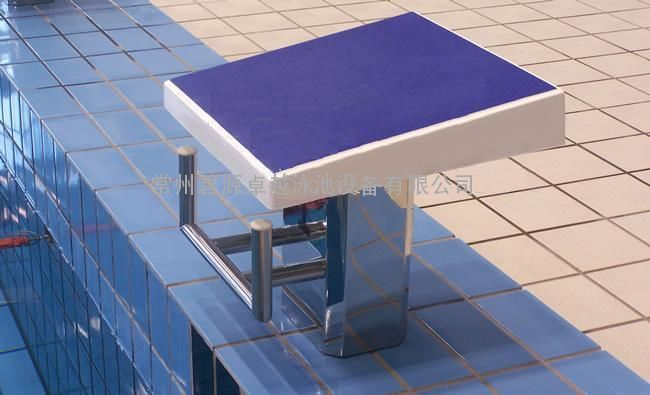 广州不锈钢游泳池出发台