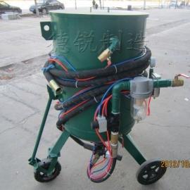 DR-4720移动式喷砂机、内蒙吹砂机、通辽喷砂机、通化喷砂机