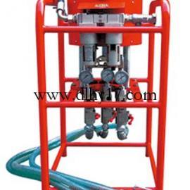 HY-ZBQS-12/10型煤矿用气动双液注浆泵