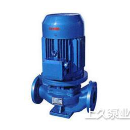 ISG125-315C立式管道离心泵