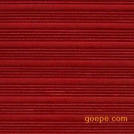 红色防滑绝缘垫