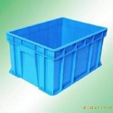 无锡50L塑料周转箱物流箱零件盒