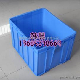 江苏常州350L塑料周转箱厂家直销