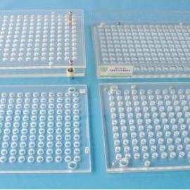 (胶囊灌装器)胶囊灌装板高精度半自动式